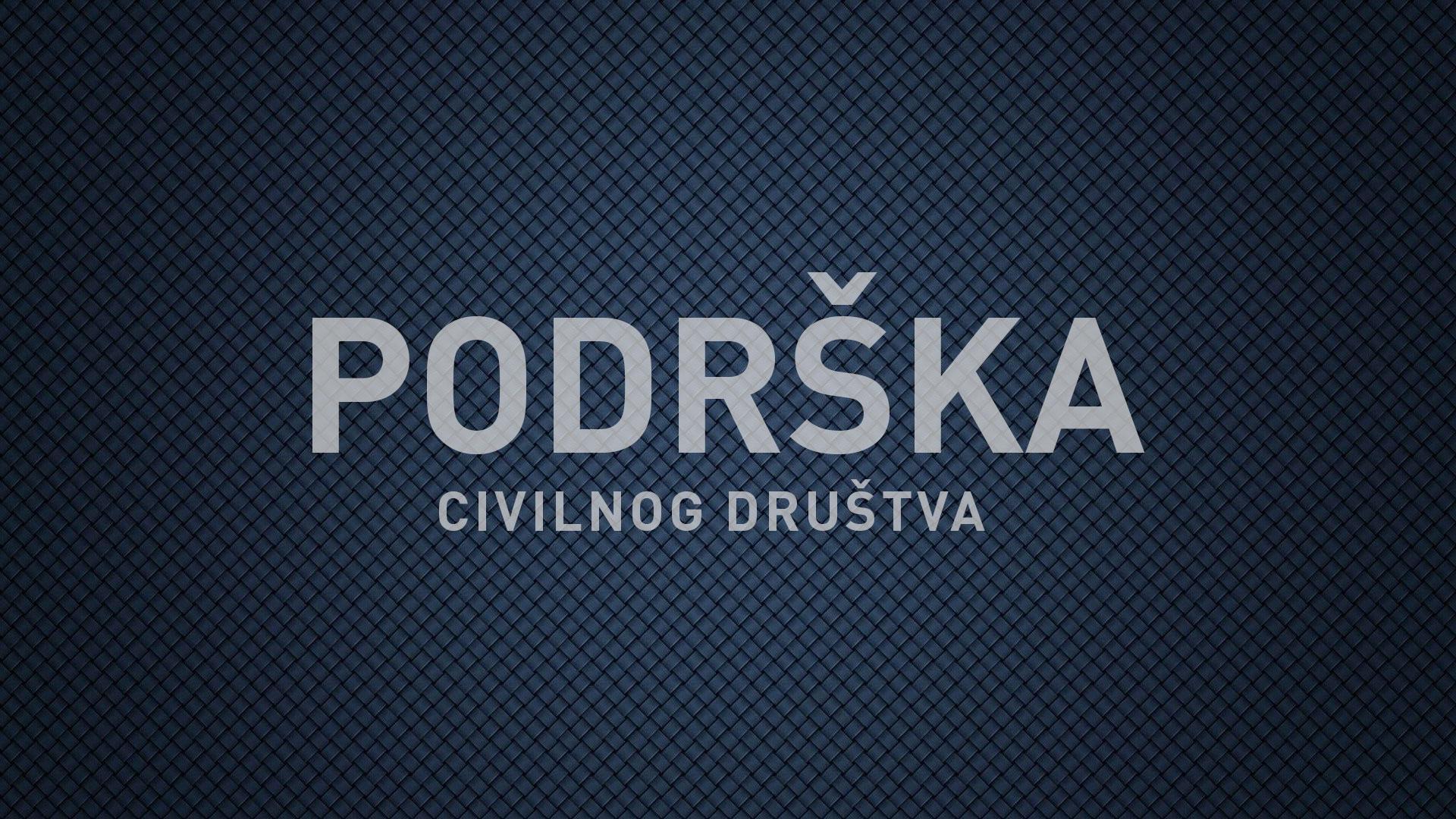 """Podrška civilnog društva inicijativi """"Ujedinjeni protiv Kovida"""""""